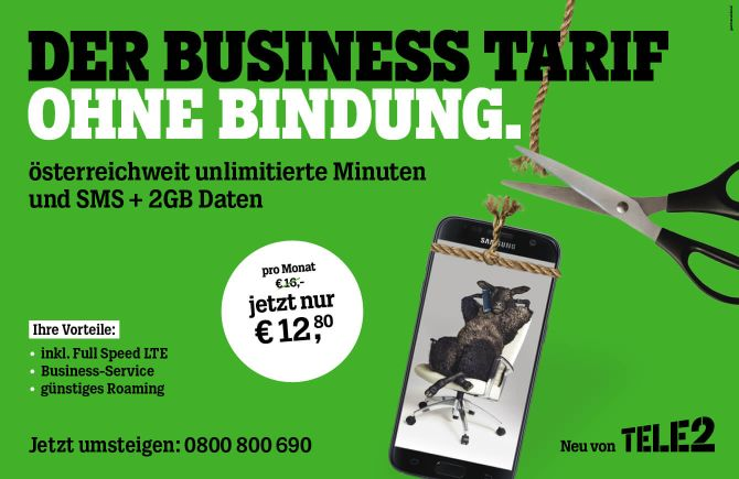Tele2 - Business Tarif